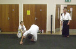 "Bicester Aikido ""Dads n Lads"" Dec 2011"